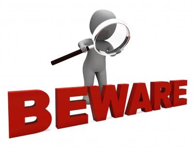 beware bad financial advice
