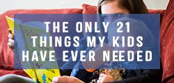 newborn kids need
