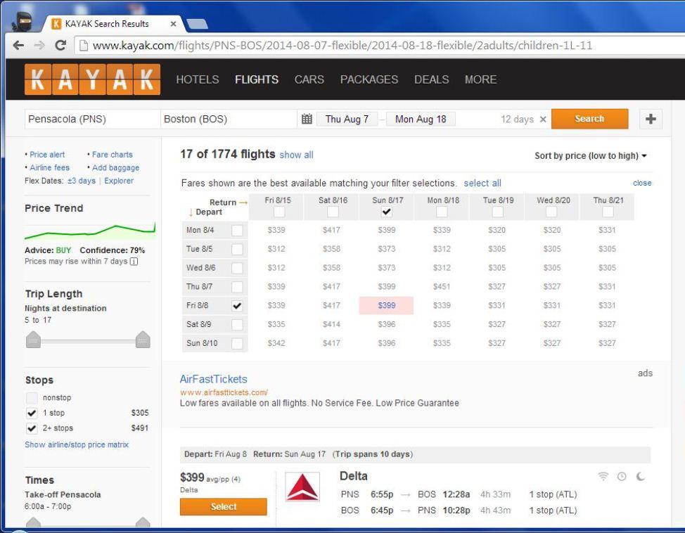 cheaper plane ticket