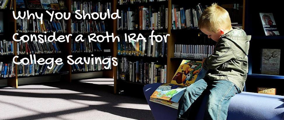 Roth IRA for College Savings – Thumb