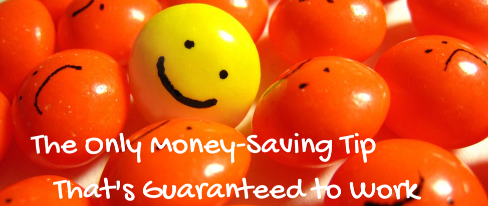 The Only Money-Saving Tip That's Guaranteed to Work – Thumbnail