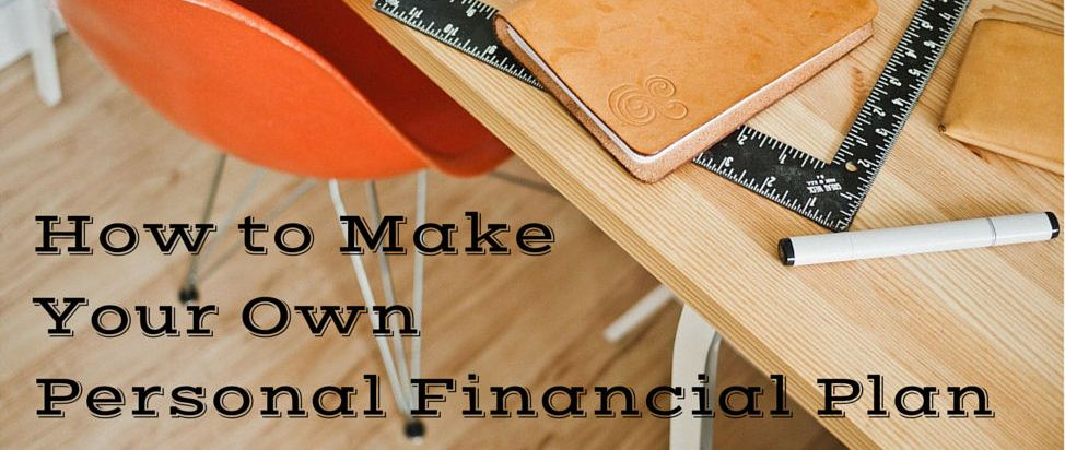 How to Make Your Own Personal Financial Plan – Thumbnail