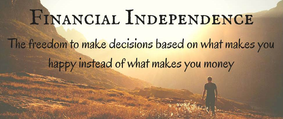 Financial Independence – Thumbnail