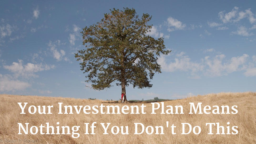 Investment Plan - Savings Rate