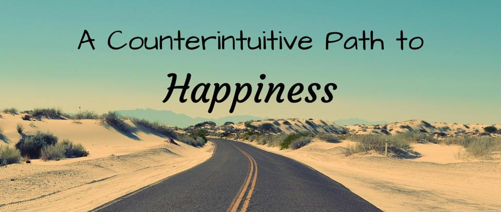 A Counterintuitive Path to Happiness – Thumbnail