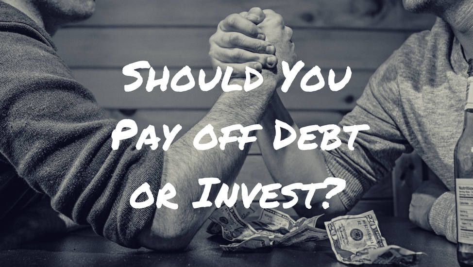 Should You Pay off Debt or Invest? - Mom and Dad Money