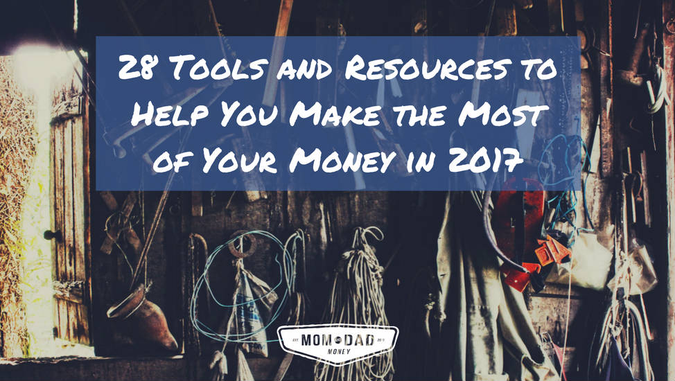 28 Financial Tools and Resources 2017